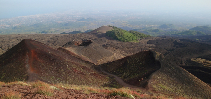Etna craters - Sicily